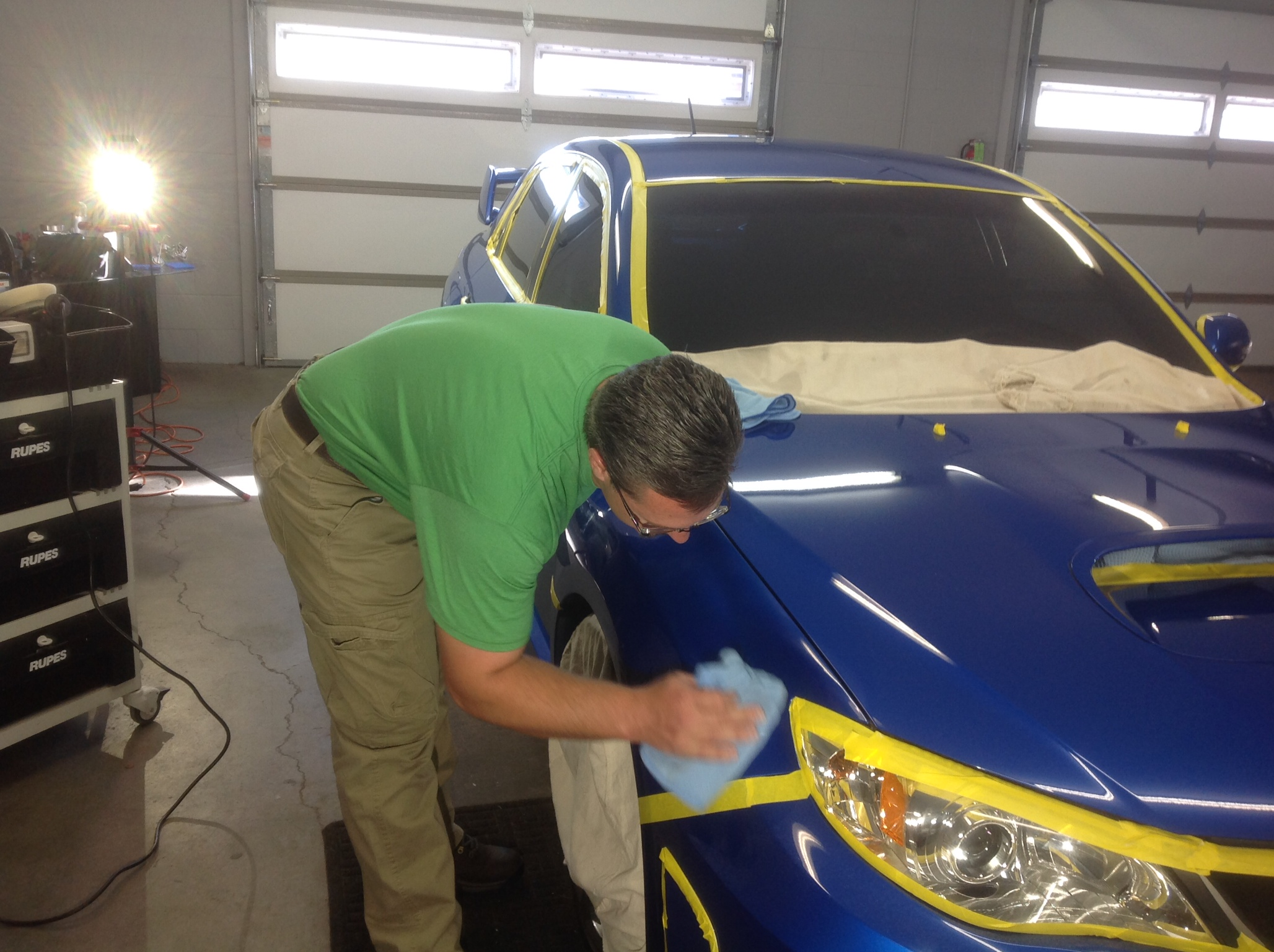 Brad Wilson ICON Automotive Detailing