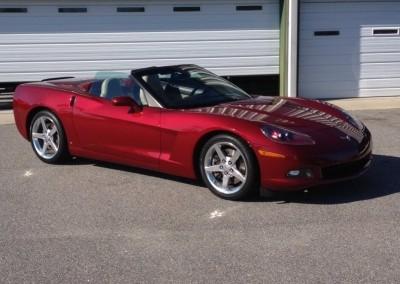 Detailed Corvette