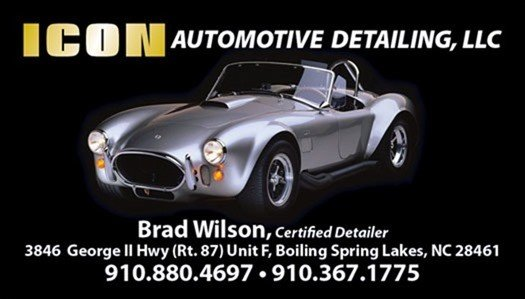 Icon Automotive Detailing – Just another WordPress site